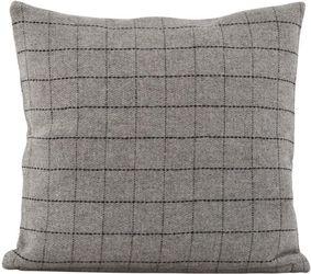 Kussenhoes - Square - light grijs/donker grijs - House Doctor